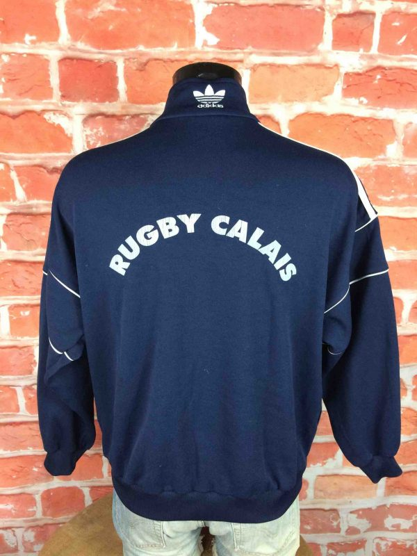 ADIDAS Veste Vintage 90s 3 Stripes Rugby Gabba Vintage 5 scaled - ADIDAS Veste Vintage 90s 3 Stripes Rugby