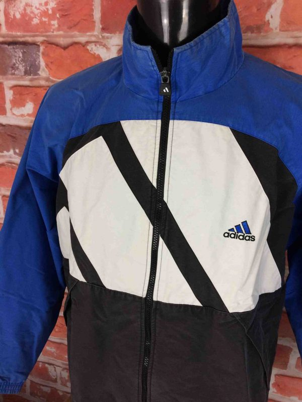 ADIDAS Veste Vintage 90s Double Hiver Logo Gabba Vintage 3 scaled - ADIDAS Veste Vintage 90s Doublé Hiver Logo
