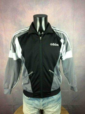 ADIDAS Veste Vintage 90s Y2K Rave Sport - Gabba Vintage (2)