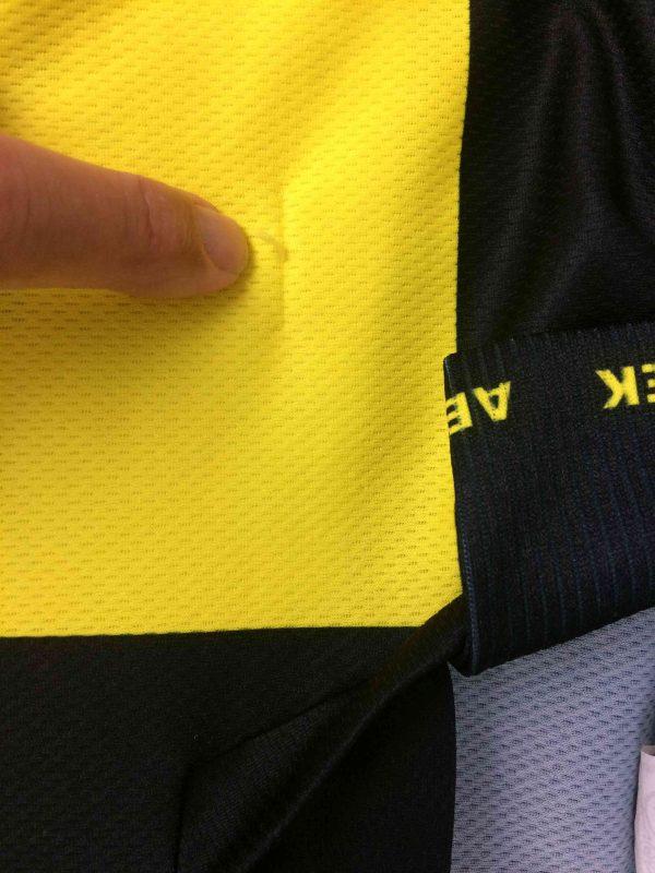 AEK ATHENS Jersey 1999 10 Tsartas Replica Gabba Vintage 1 scaled - AEK ATHENS Jersey 1999 #10 Tsartas Replica
