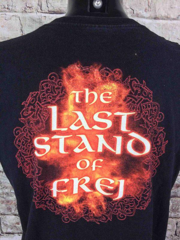 AMON AMARTH T Shirt Last Stand Of Frej 2011 Gabba Vintage 1 scaled - AMON AMARTH T-Shirt Last Stand Of Frej 2011