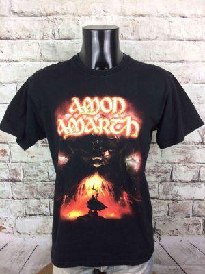 AMON AMARTH T-Shirt Last Stand Of Frej 2011 - Gabba Vintage