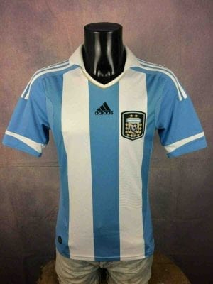 ARGENTINA Jersey 2011 2013 Home Adidas AFA - Gabba Vintage