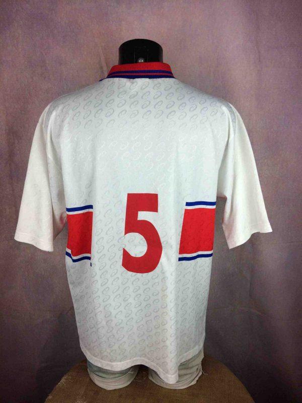 ASICS Jersey 5 Porte Worn Vintage 90s Gabba Vintage 4 scaled - ASICS Jersey  #5 Porté Worn Vintage 90s