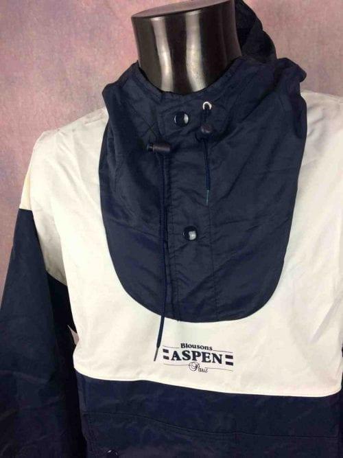 ASPEN Paris Vareuse Sea 80s Made in France - Gabba Vintage