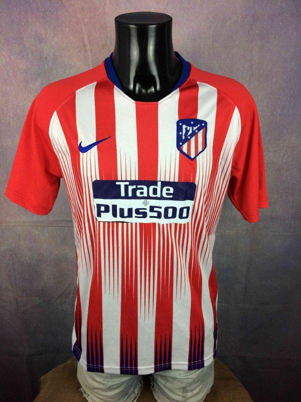 ATLETICO MADRID Jersey 2017 2018 Griezmann 7 - Gabba Vintage