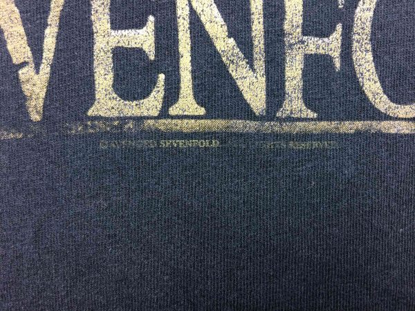 AVENGED SEVENFOLD T Shirt Vintage 2005 Gabba Vintage 3 scaled - AVENGED SEVENFOLD T-Shirt Vintage 2005