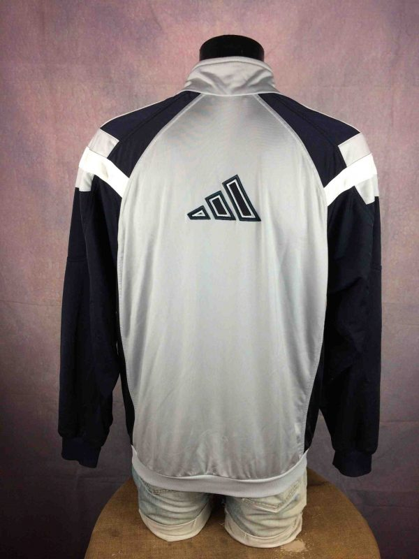 Adidas Veste Vintage 00s 2002 Rave Y2K Logo Gabba Vintage 4 scaled - ADIDAS Veste Vintage 00s 2002 Rave Y2K Logo