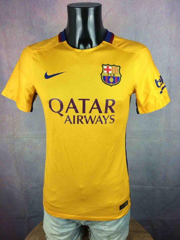 BARCELONA FC Jersey Away 2015 2016 Nike FCB - Gabba Vintage (1)