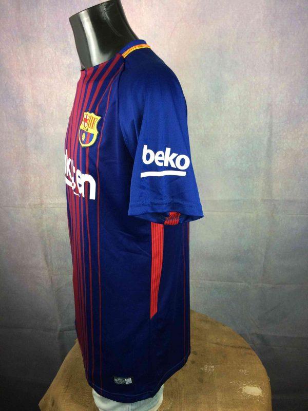 BARCELONA Jersey 10 Messi 2017 2018 Replica Gabba Vintage 1 scaled - BARCELONA Jersey #10 Messi 2017 2018 Replica