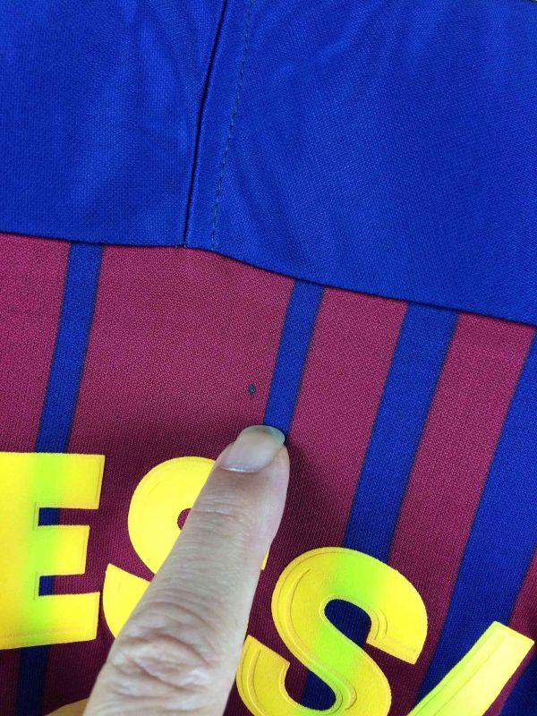 BARCELONA Jersey 10 Messi 2017 2018 Replica Gabba Vintage 3 scaled - BARCELONA Jersey #10 Messi 2017 2018 Replica