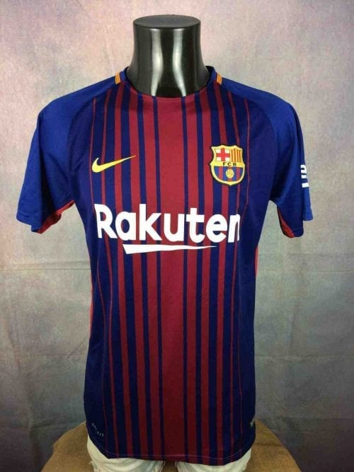 BARCELONA Jersey #10 Messi 2017 2018 Replica - Gabba Vintage (5)