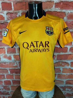 BARCELONA Jersey #11 Neymar JR 2015 Replica - Gabba Vintage