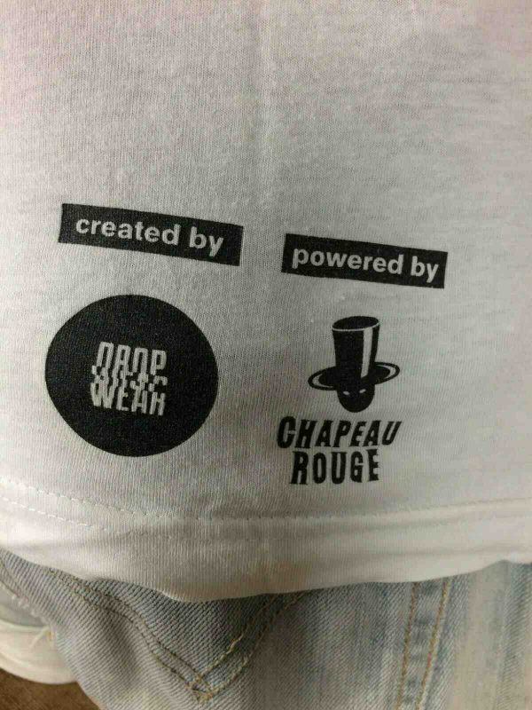 BASSDROP T Shirt Drop Wear Rave Techno EDM Gabba Vintage 3 - BASSDROP T-Shirt Drop Wear Rave Techno EDM