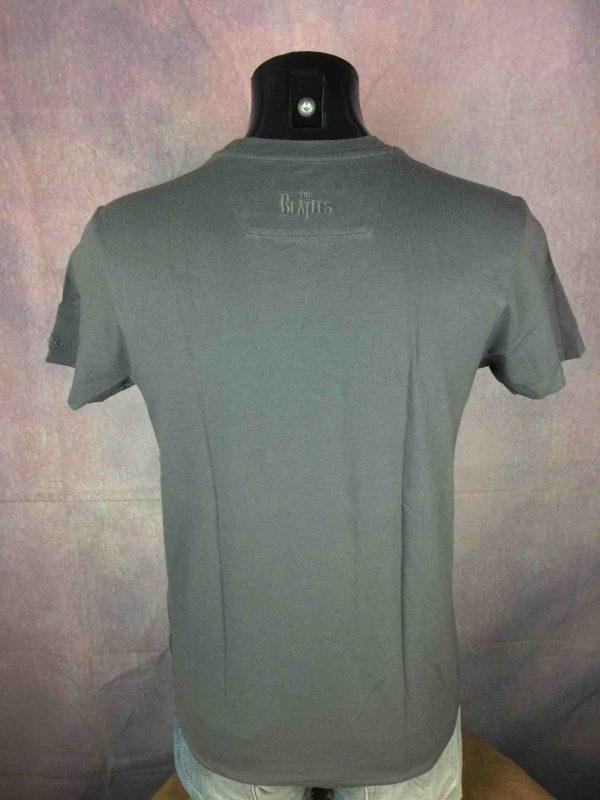 BEN SHERMAN T Shirt The Beatles Warhol 2010 Gabba Vintage 5 scaled - THE BEATLES T-Shirt Ben Sherman Warhol 2010