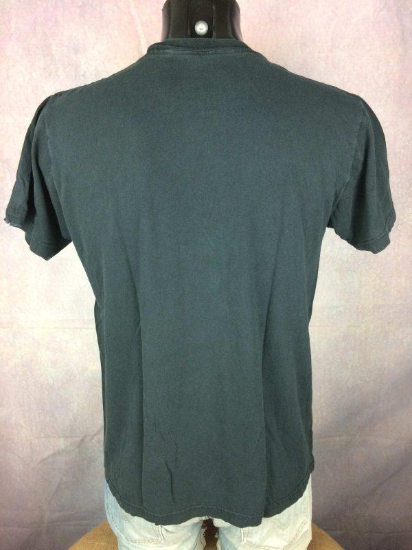 BOB MARLEY T Shirt Official Zion Rootswear Gabba Vintage 4 scaled - BOB MARLEY T-Shirt Official Zion Rootswear