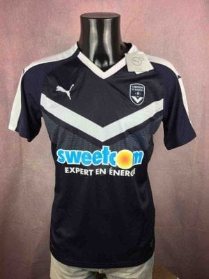 BORDEAUX FC Maillot 2018 2019 Home Puma Neuf - Gabba Vintage