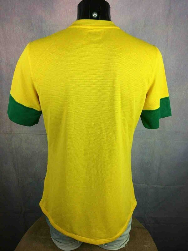 BRAZIL Jersey 2012 2013 Home Nike Copa Cup Gabba Vintage 2 - BRAZIL Jersey 2012 2013 Home Nike Copa Cup