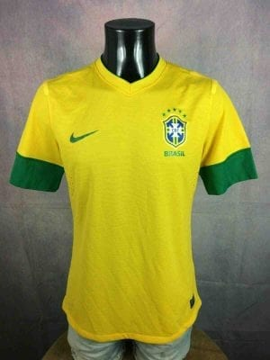 BRAZIL Jersey 2012 2013 Home Nike Copa Cup - Gabba Vintage (5)