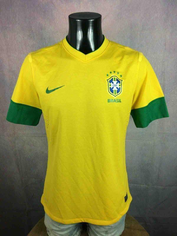 BRAZIL Jersey 2012 2013 Home Nike Copa Cup - Gabba Vintage (5)