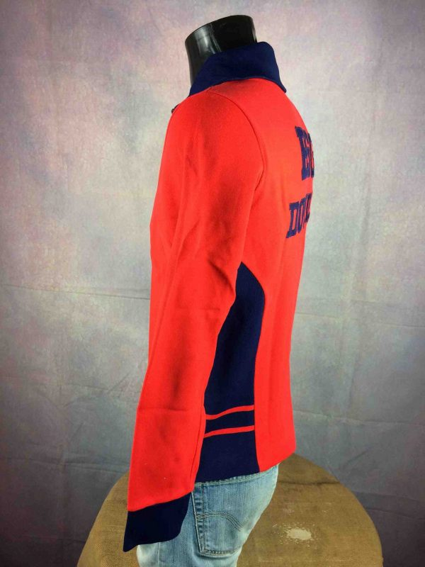 BSG Dornier Veste Vintage 80s Helanca Club Gabba Vintage 3 scaled - BSG Dornier Veste Vintage 80s Helanca Club