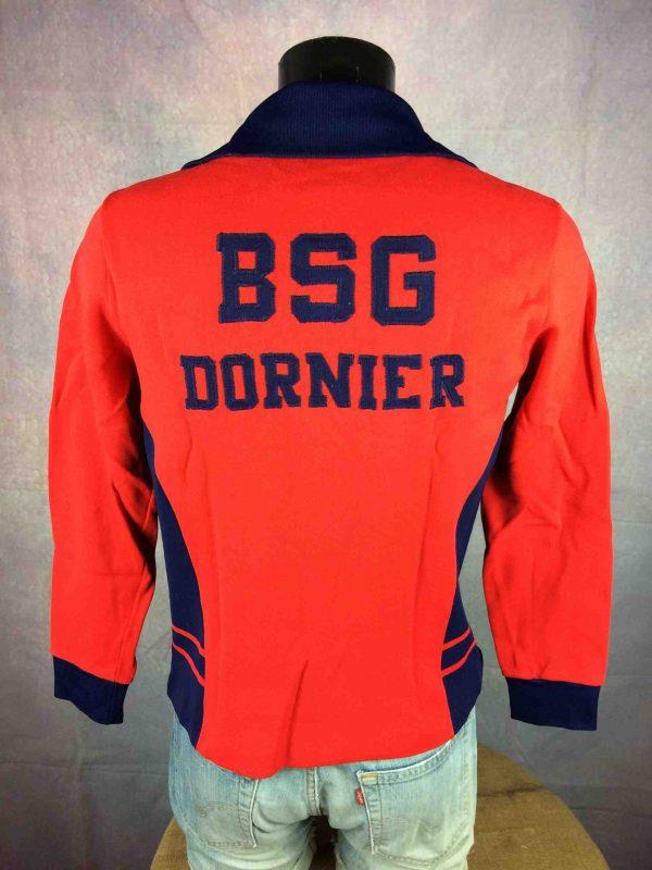 BSG Dornier Veste Vintage 80s Helanca Club Gabba Vintage 4 scaled - BSG Dornier Veste Vintage 80s Helanca Club