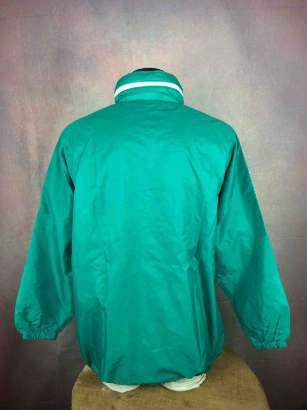 CALANNI Rain Jacket Made in Italy VTG 90s Gabba Vintage 1 scaled - CALANNI Rain Jacket Made in Italy VTG 90s
