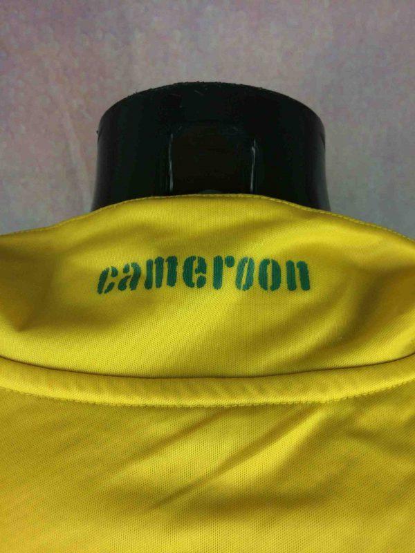 CAMEROUN Team Jersey 2008 2009 Away Puma Gabba Vintage 6 scaled - CAMEROUN Team Jersey 2008 2009 Away Puma