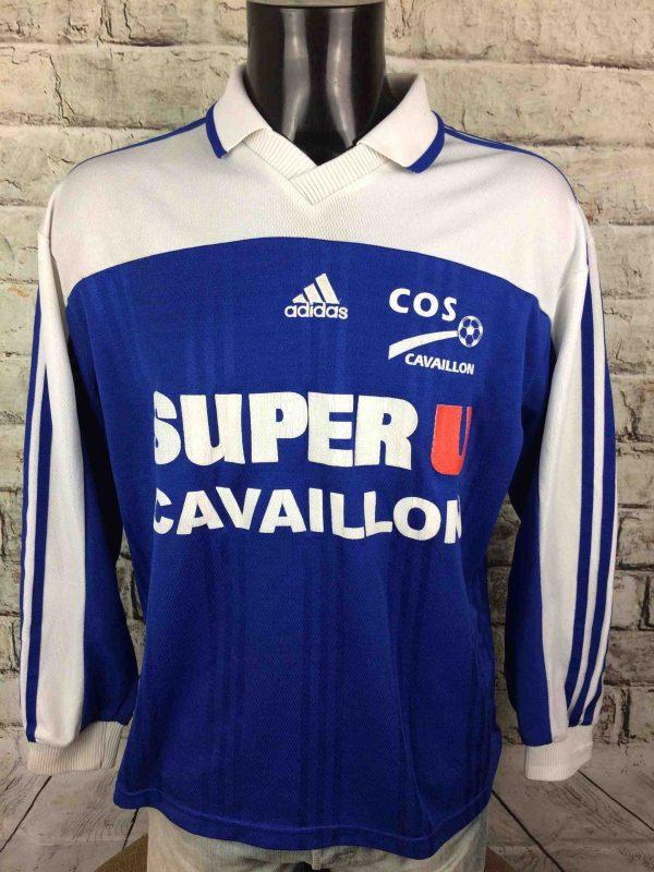CAVAILLON Jersey Porté 4 Adidas Vintage 2000 - Gabba Vintage (1)