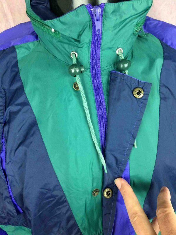 CHALLENGER Rain Jacket Vintage 90s Rave Y2K Gabba Vintage 3 scaled - CHALLENGER Rain Jacket Vintage 90s Rave Y2K