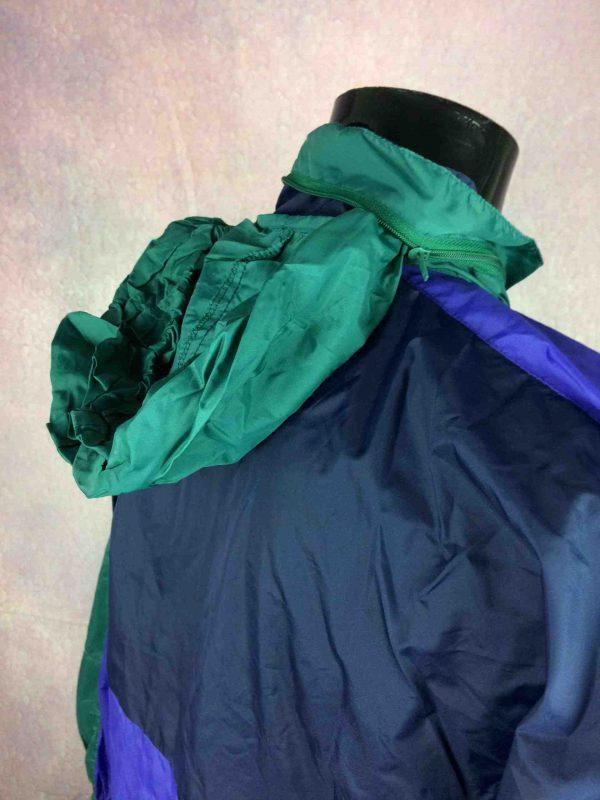 CHALLENGER Rain Jacket Vintage 90s Rave Y2K Gabba Vintage 6 scaled - CHALLENGER Rain Jacket Vintage 90s Rave Y2K