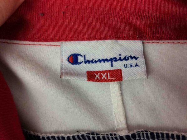 CHAMPION USA Veste 90s Manches detachables Gabba Vintage 1 scaled - CHAMPION USA Veste 90s Manches détachables