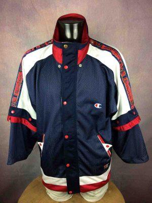 CHAMPION USA Veste 90s Manches detachables Gabba Vintage 2 scaled - CHAMPION USA Veste 90s Manches détachables