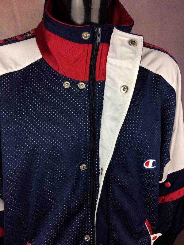 CHAMPION USA Veste 90s Manches detachables Gabba Vintage 9 scaled - CHAMPION USA Veste 90s Manches détachables