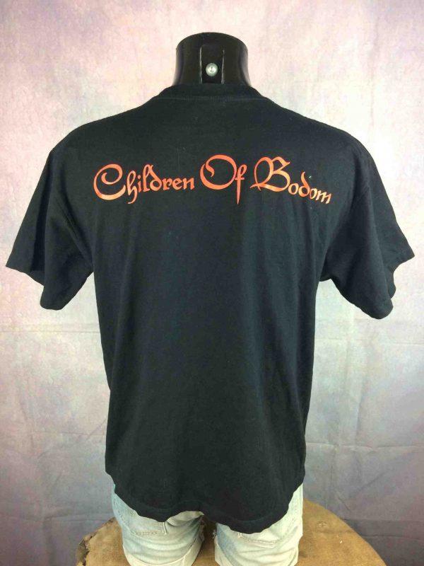 CHILDREN OF BODOM T Shirt Follow The Reaper Gabba Vintage 1 scaled - CHILDREN OF BODOM T-Shirt Follow The Reaper