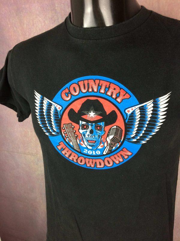 COUNTRY THROWDOWN T Shirt 2010 US Festival Gabba Vintage 3 scaled - COUNTRY THROWDOWN T-Shirt 2010 US Festival