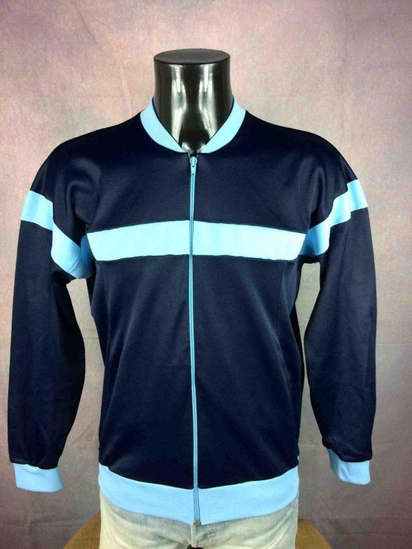 CREATION ELIANE Jacket 80s Made in France - Gabba Vintage (2)