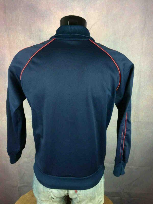 DEO Veste Vintage 80s Made in France Sport Gabba Vintage 3 - DEO Veste Vintage 80s Made in France Sport