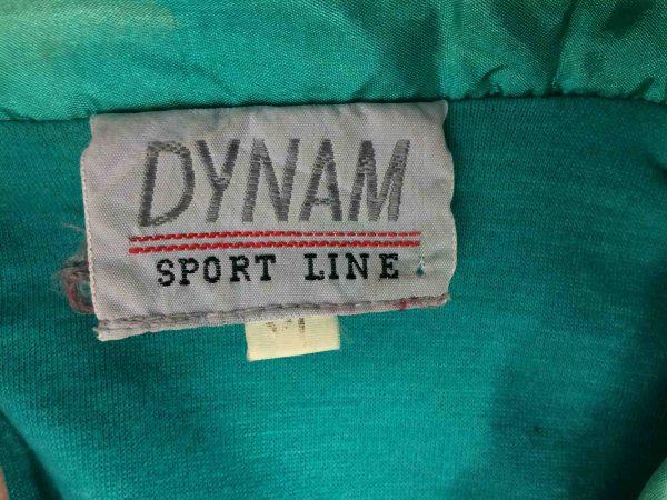DYNAM Jacket Veste Chaqueta True Vintage 90s Old School Double Lining Nylon 1 scaled - DYNAM Veste Vintage 90s Windbreaker Nylon