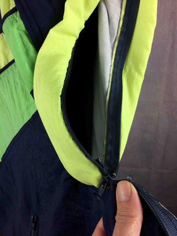 ELLESSE Jacket Vintage 90s Removable Sleeves Gabba Vintage 6 scaled - ELLESSE Veste Vintage 90s Removable Sleeves