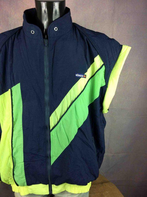ELLESSE Jacket Vintage 90s Removable Sleeves Gabba Vintage 7 scaled - ELLESSE Veste Vintage 90s Removable Sleeves