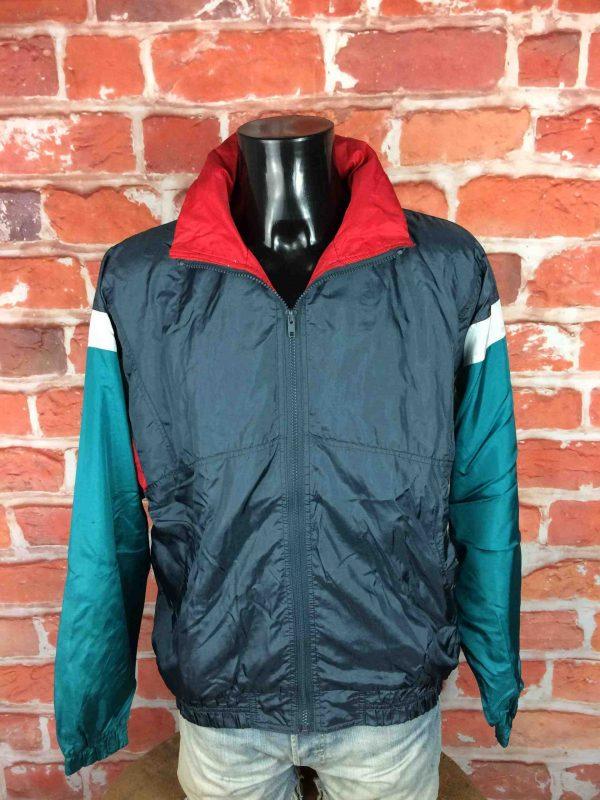 ELWIN STAR Windbreaker Veste Vintage 90s Gabba Vintage 3 scaled - ELWIN STAR Windbreaker Veste Vintage 90s