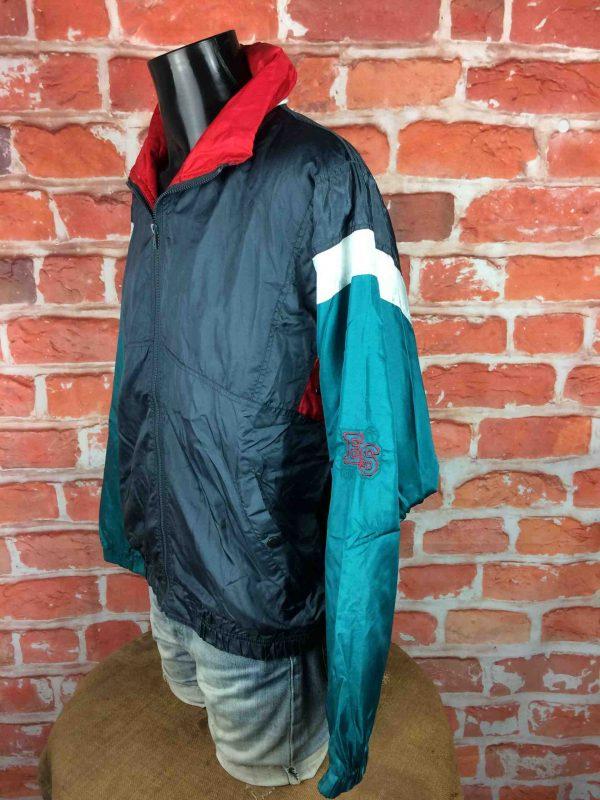ELWIN STAR Windbreaker Veste Vintage 90s Gabba Vintage 4 scaled - ELWIN STAR Windbreaker Veste Vintage 90s