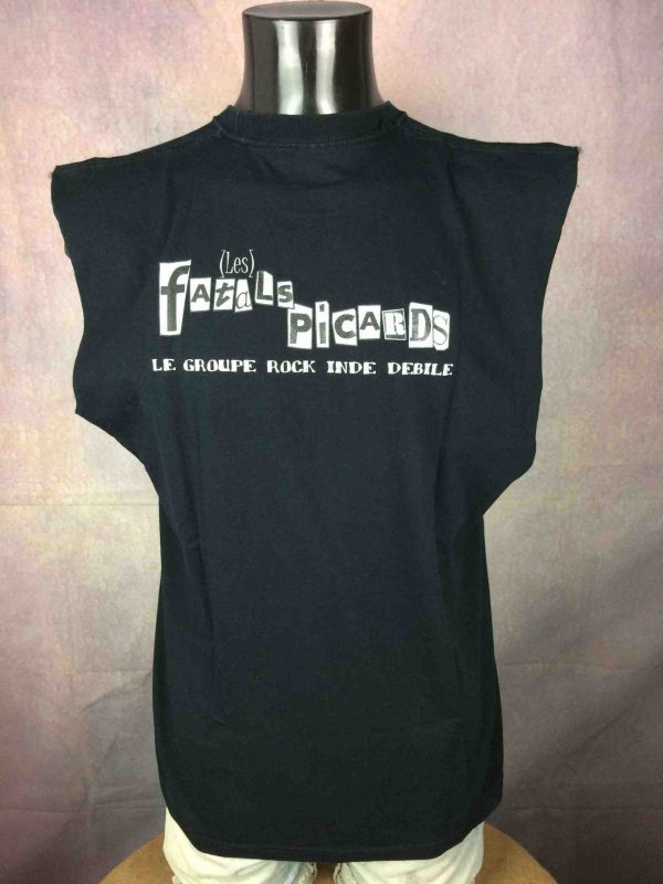 FATALS PICARDS T Shirt Picardia Independenza Gabba Vintage 2 scaled - FATALS PICARDS T-Shirt Picardia Independenza