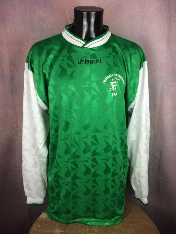 FRANCE FOOTBALL ENTREPRISE Jersey Umbro 90s - Gabba Vintage