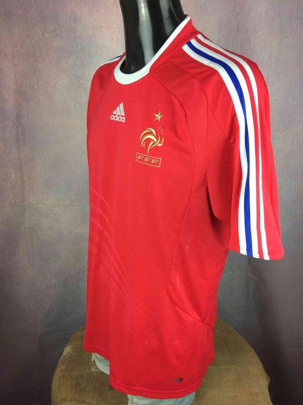 FRANCE Jersey Adidas Away 2008 2009 FFF Euro Gabba Vintage 3 scaled - FRANCE Jersey Adidas Away 2008 2009 FFF Euro