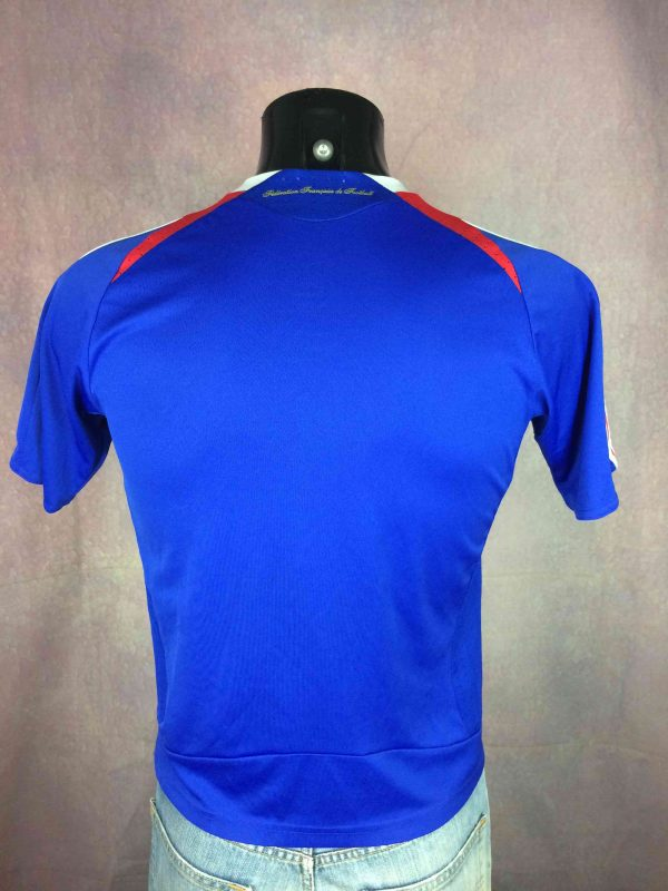 FRANCE Jersey Adidas Home 2007 2008 FFF Gabba Vintage 4 scaled - FRANCE Jersey Adidas Home 2007 2008 FFF