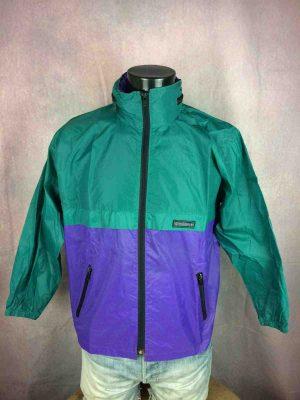 GACELA Rain Jacket Imperméable Vintage 90s - Gabba Vintage