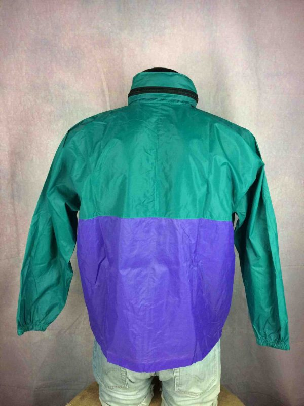 GACELA Rain Jacket Impermeable Vintage 90s Gabba Vintage 4 scaled - GACELA Rain Jacket Imperméable Vintage 90s
