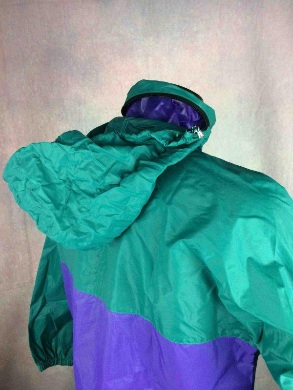 GACELA Rain Jacket Impermeable Vintage 90s Gabba Vintage 5 scaled - GACELA Rain Jacket Imperméable Vintage 90s